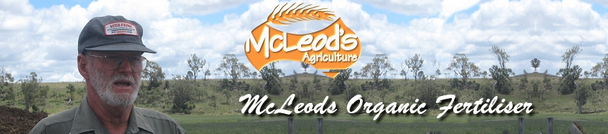 Mcleods Organic Fertiliser